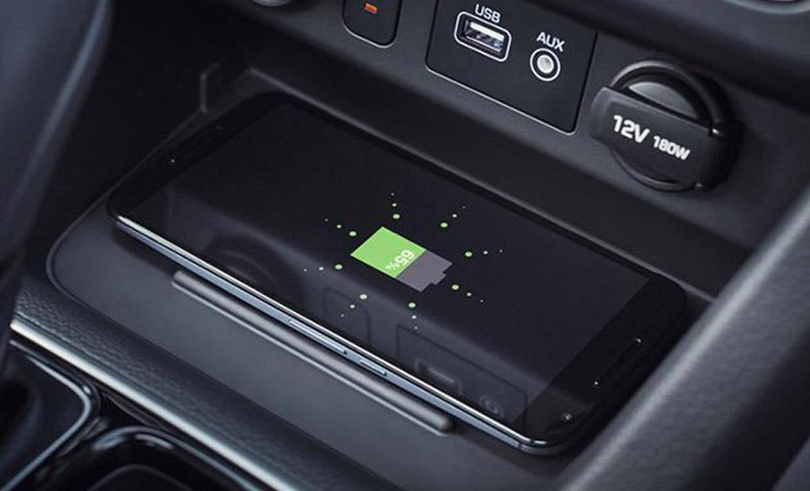 Cargador Inalámbrico Hyundai Sonata