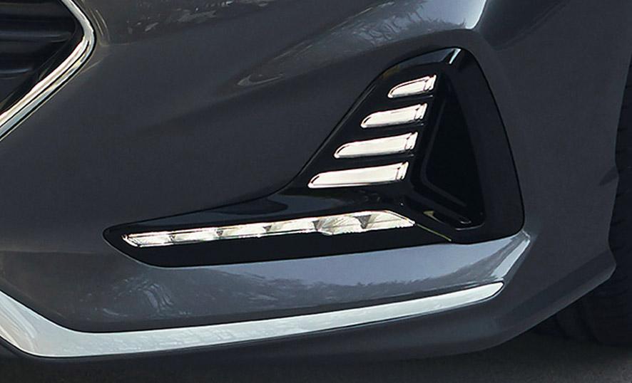 DRL Hyundai Sonata