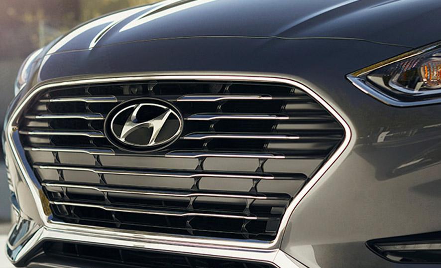 Parrilla Hyundai Sonata
