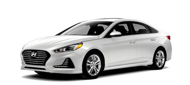Hyundai Sonata Blanco