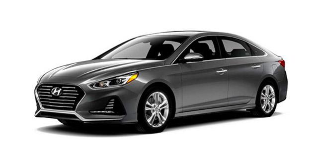 Hyundai Sonata Gris