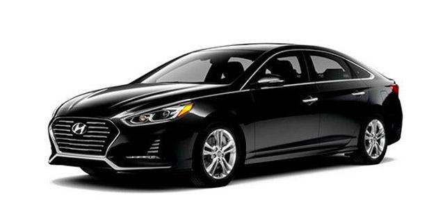 Hyundai Sonata Negro
