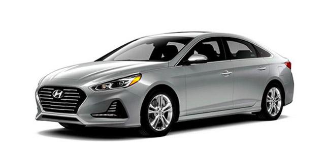 Hyundai Sonata Plata