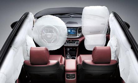 Hyundai Tucson Bolsas de Aire