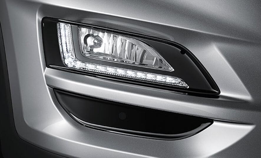 Hyundai Tucson Luces Diurnas