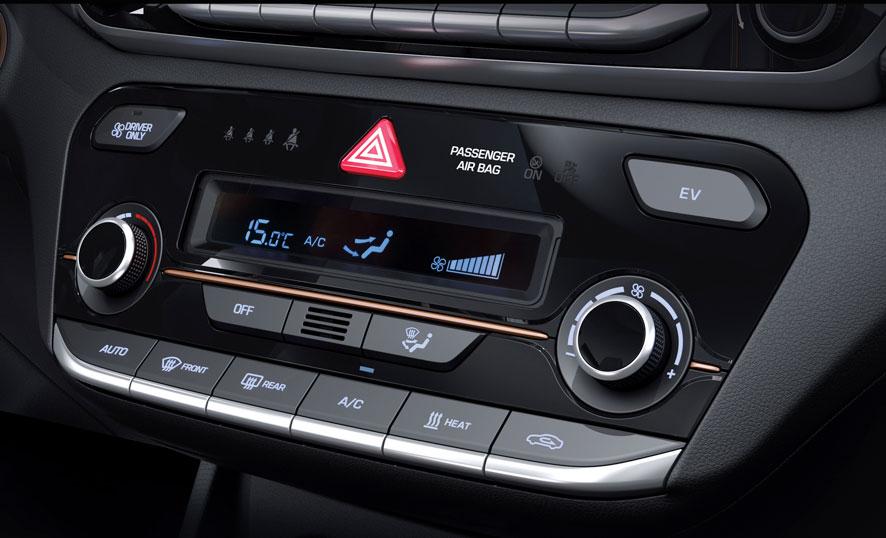 Aire Acondicionado Hyundai Ioniq
