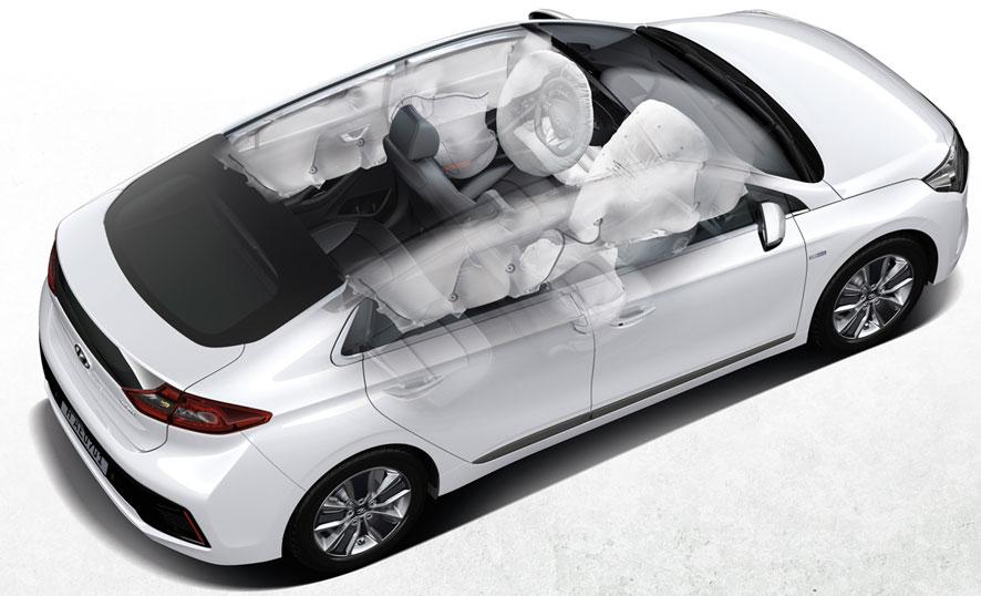 Bolsas de aire Hyundai Ioniq