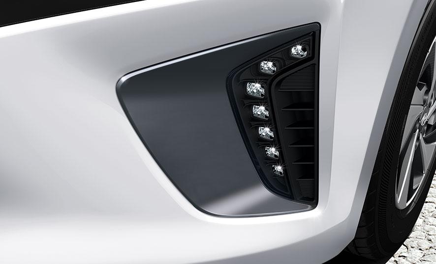 Luces diurnas LED Hyundai Ioniq