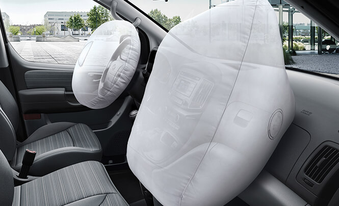 Hyundai Starex Bolsas de aire