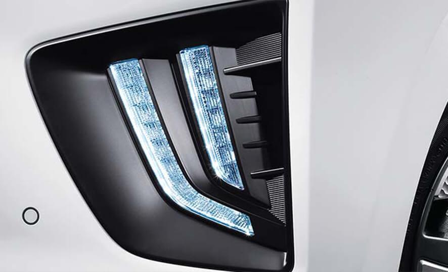 Luces Diurnas LED Ioniq