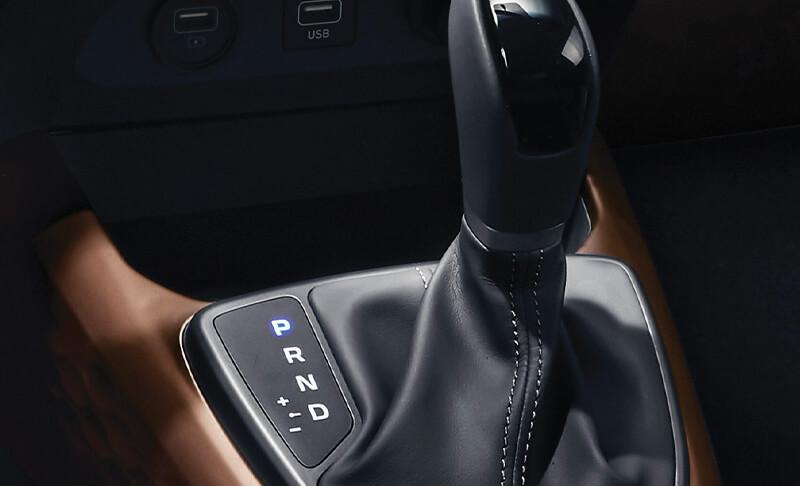 Transmision automática Grand i10 Sedán