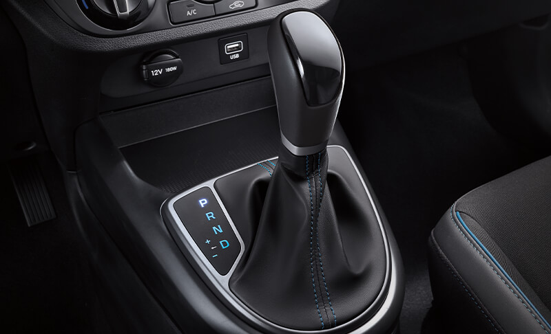 Transmision automática Grand i10 HB